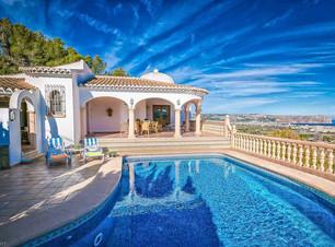 Villa Arqadia - holiday let - Javea, Spa