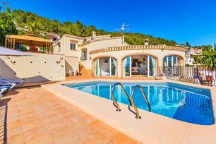 Villa Gladys - holiday let - Javea - Arq