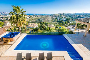 A1 Villa with infinity pool and gorgeous