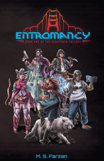 The Entromancy: Book One of the Nightpath Trilogy Audiobook Is Now Available!