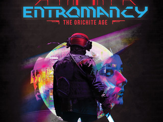 Entromancy: The Orichite Age Omnibus is OUT NOW!