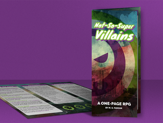 Not-So-Super Villains is Now Available!