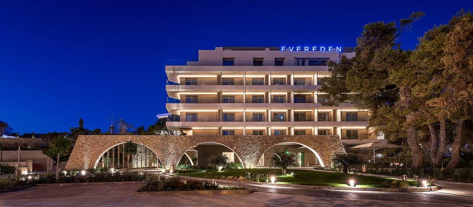 Hotel Signage Case Study for the Ever Eden Resort