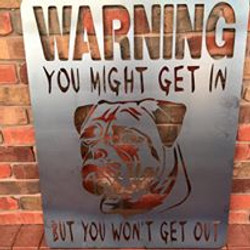 Warning You Might Get In