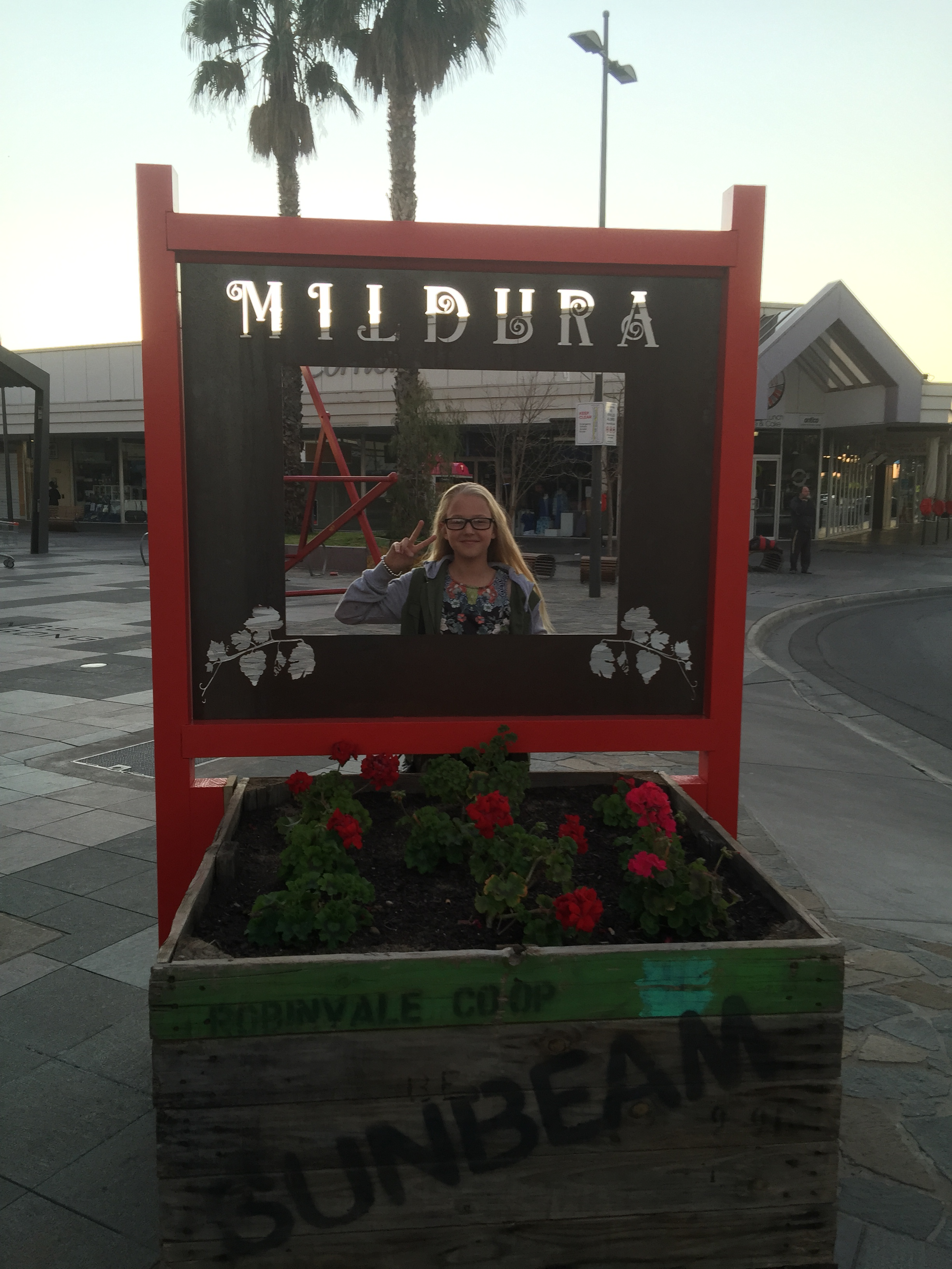 Mildura Postcard