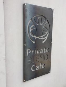Mildura Private Hospital Cafe Corten