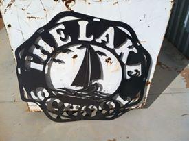 The Lake School Logo