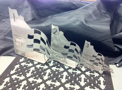 Stainless Steel Trophy Design