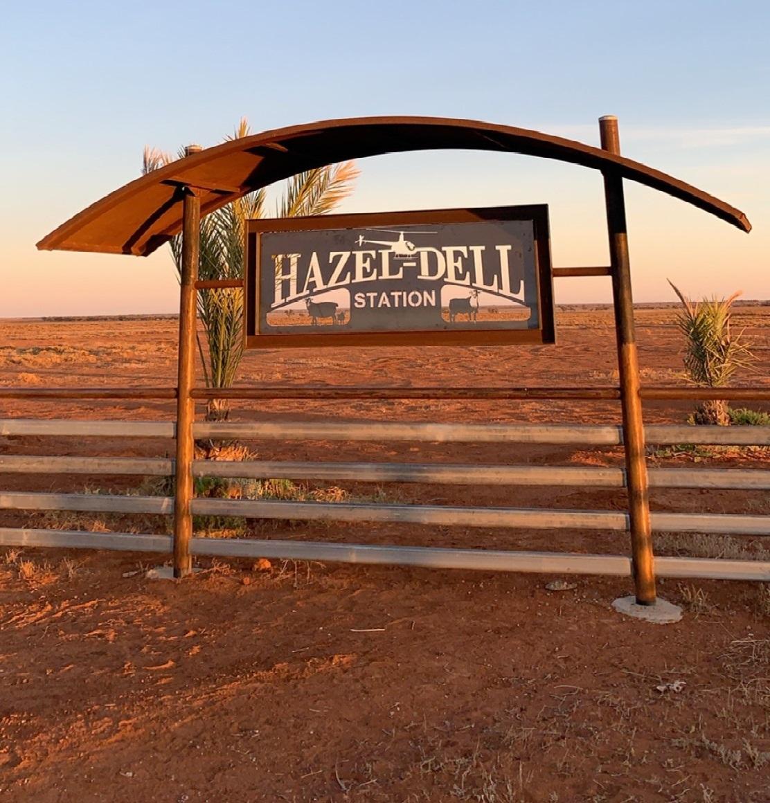 Hazel Del Station