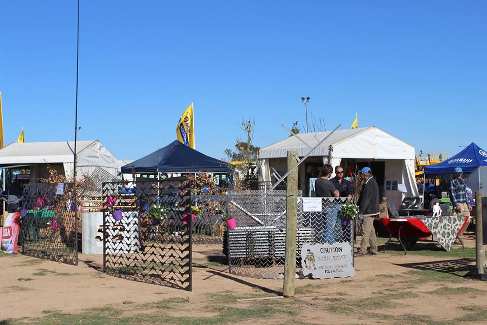 Field days site