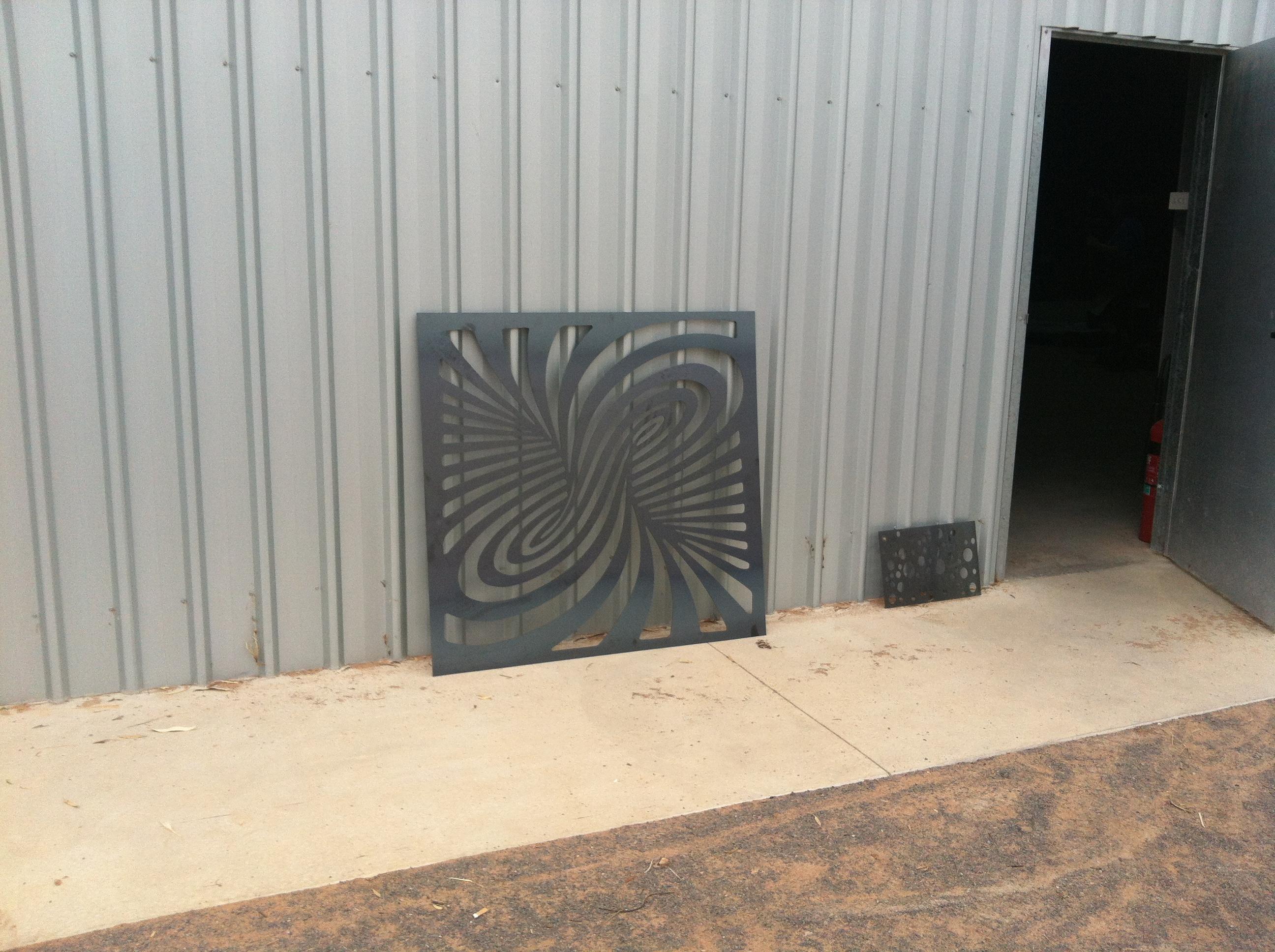 Swirl Panel