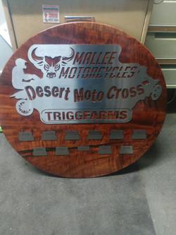 Desert Moto Cross Trophy