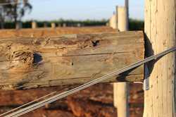 Good fence construction