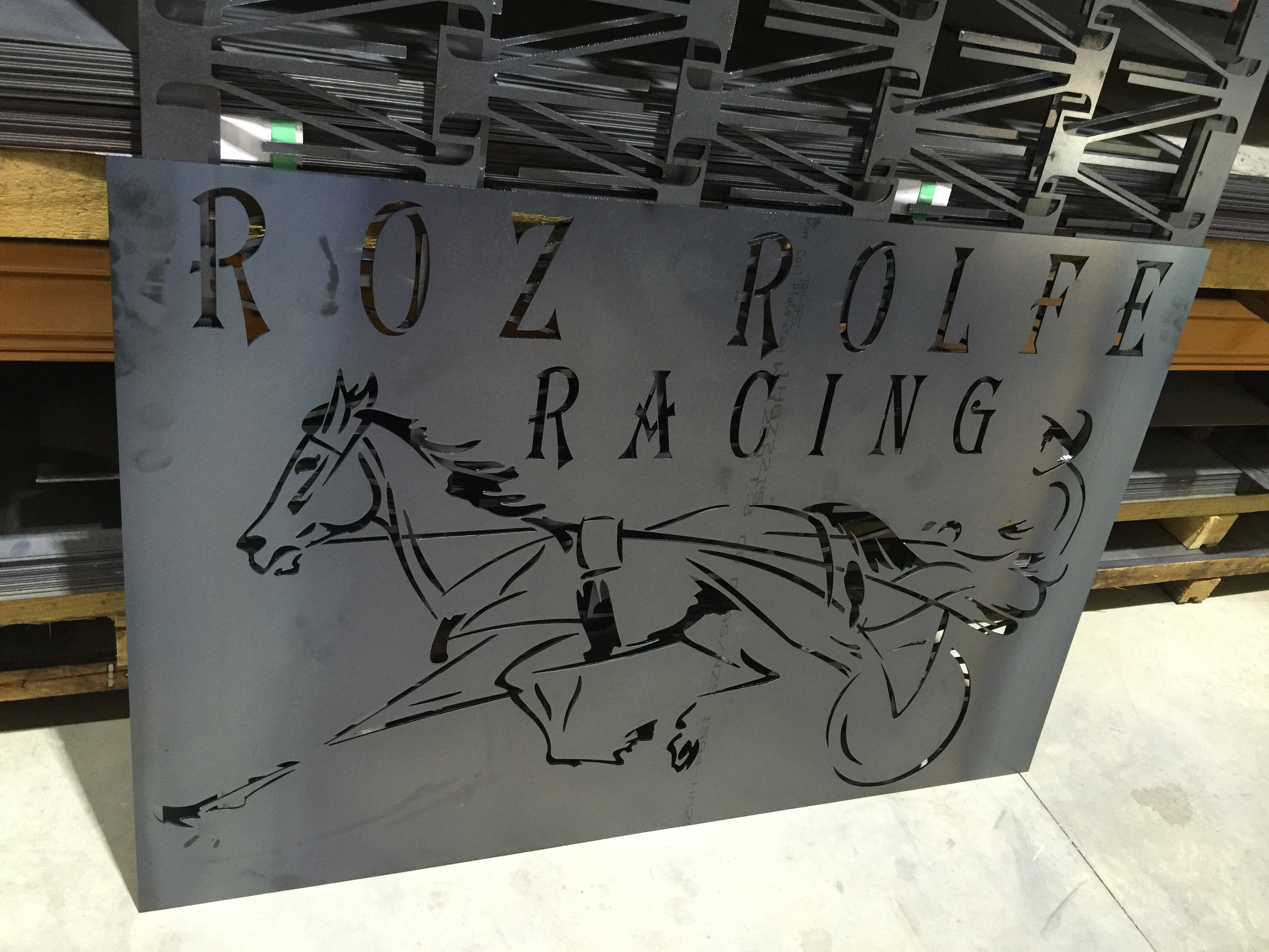 Roz Rolphe Racing