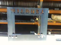 """Mildura"" Photo Frame"
