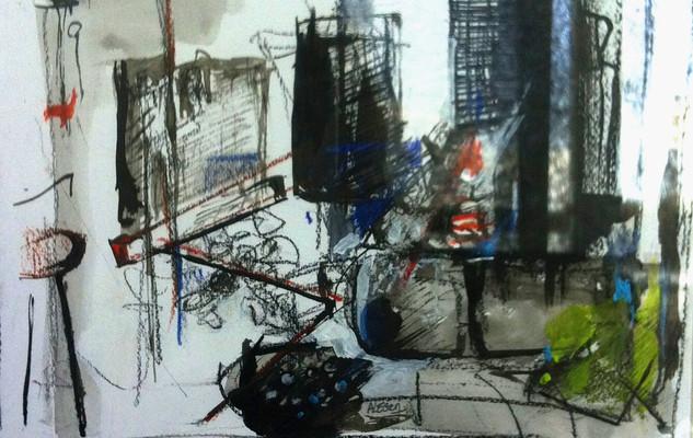 Atelier       42x32