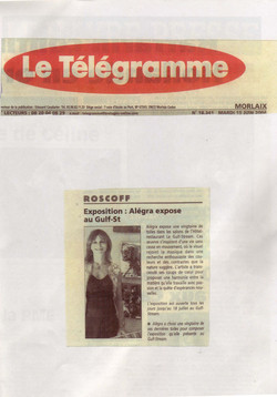 telegramme roscoff