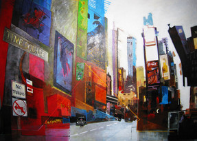 Time Square           116x81