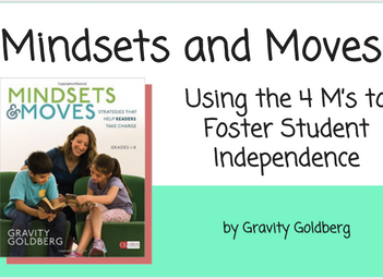 FOUR MOVES TO SUPPORT READERS
