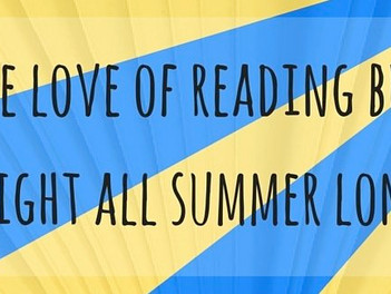 SUPPORT READING THROUGHOUT THE SUMMER