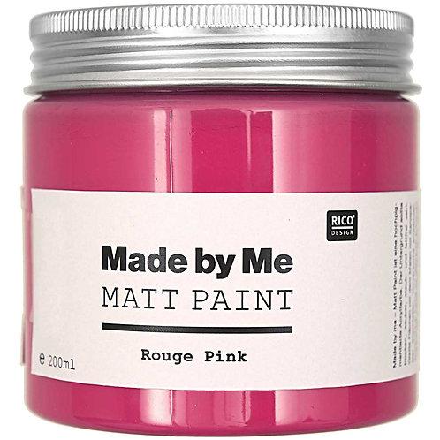 """Peinture """"rouge rose"""""""
