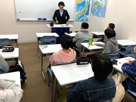 モノグサ株式会社の細川さんが来られました