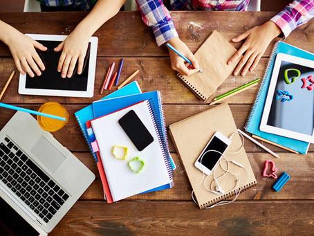 塾内すべて最先端ICTカリキュラム化