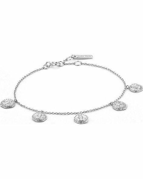 Damen-Armband Deus Bracelet 925er Silber