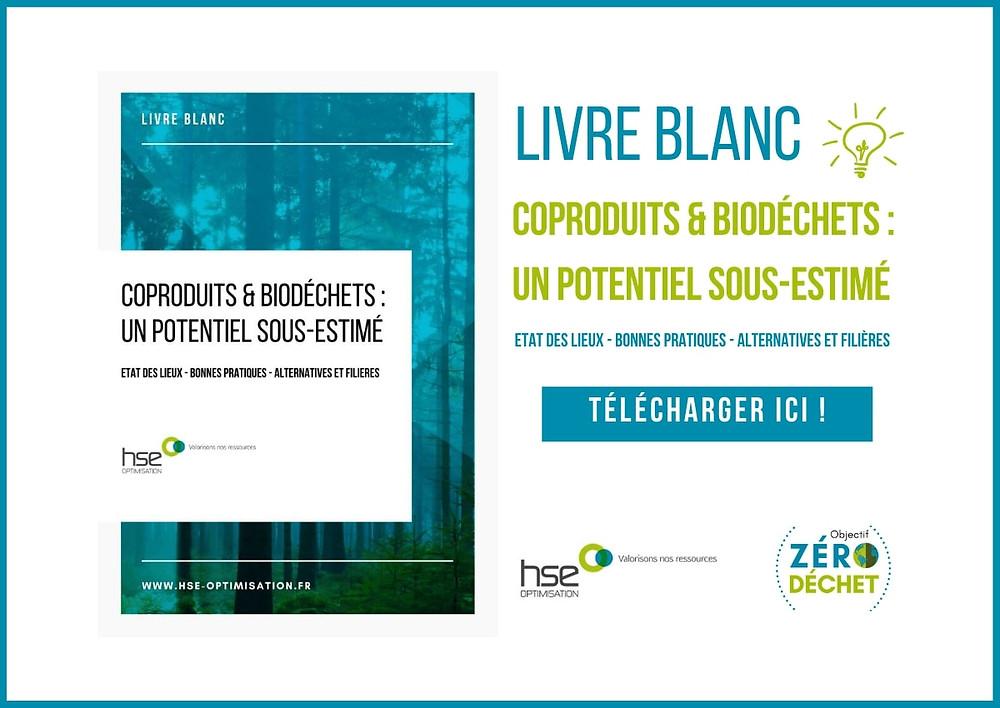 Livre Blanc Coproduits et Biodéchets