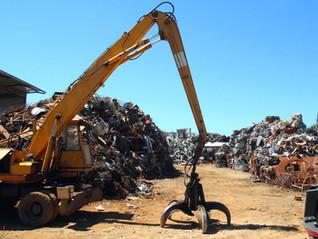 92% des déchets en mélange du territoire passant sur « centre de tri » finissent… en décharge ! Écla