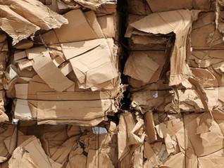 Valorisation des déchets : même le carton pose problème ?