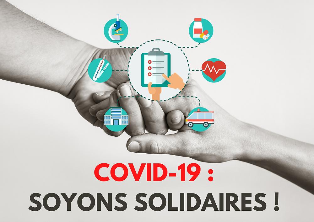 Coronavirus Solidarité
