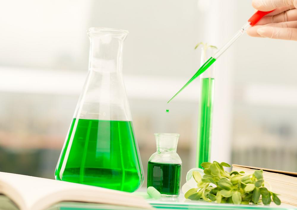 Chimie Verte - Bioraffinerie