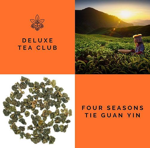 FOUR SEASONS TIE GUAN YIN - OOLONG