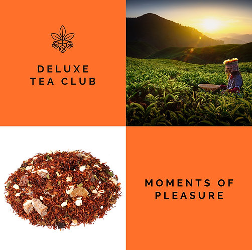 MOMENTS OF PLEASURE - ROOIBOS