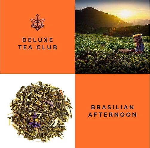 BRASILIAN AFTERNOON - AYURVEDA & HERBAL