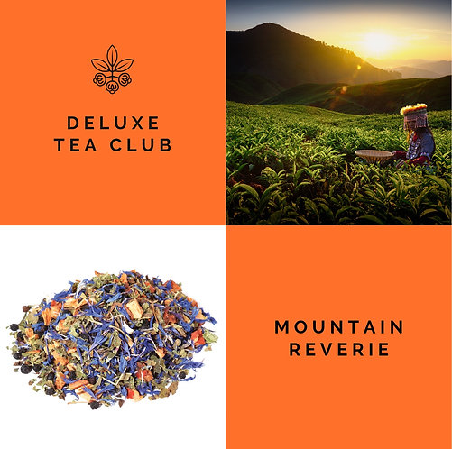 MOUNTAIN REVERIE - AYURVEDA & HERBAL