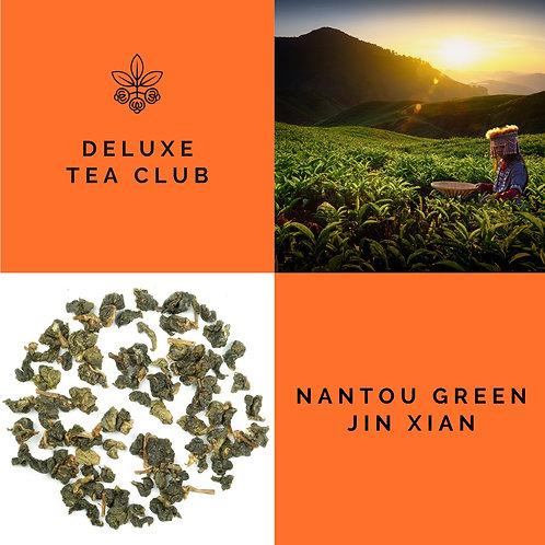 NANTOU GREEN JIN XIAN - OOLONG