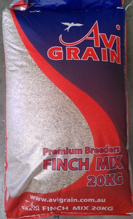Finch Mix 20kg