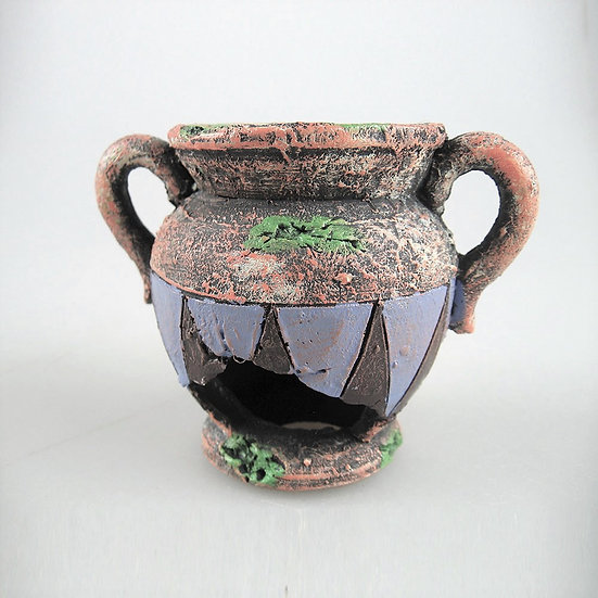Small Vase Urn Ornament (8cm)