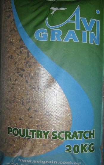 Avigrain Chicken Scratch Mix 20 kg