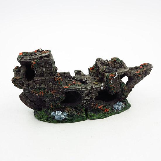 Two Piece Shipwreck (38cm) - 3131