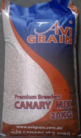 Avigrain Canary Seed Mix 20 kg
