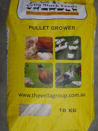 Vella Pullet Grower Chicken Pellets 18 kg