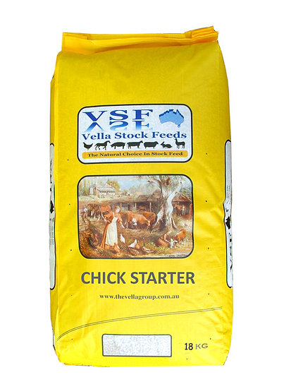 Chick & Duckling Starter Crumble 18kg