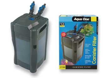 Aqua One Aquis 1000 Canister Filter