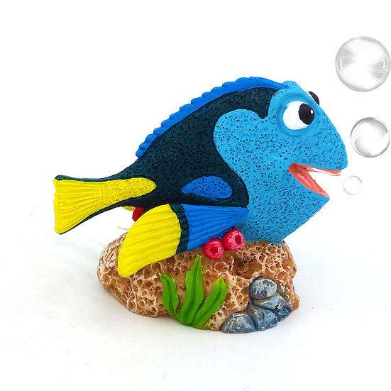 Air Driven Blue Tang Fish (8.5cm)