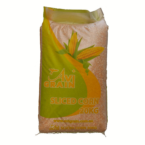 Avigrain Sliced Corn 20 kg