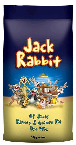 Ol' Jacks Rabbit and Guinea Pig Pet Mix 10kg