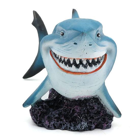 Great White Shark Aquarium Ornament (13cm)